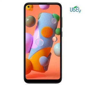 گوشی موبایل سامسونگ مدل Galaxy A11 ظرفیت ۳۲/۳GB دوسیم کارت