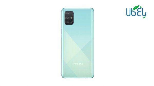 گوشی موبایل سامسونگ مدل Galaxy A71 ظرفیت 128/8GB