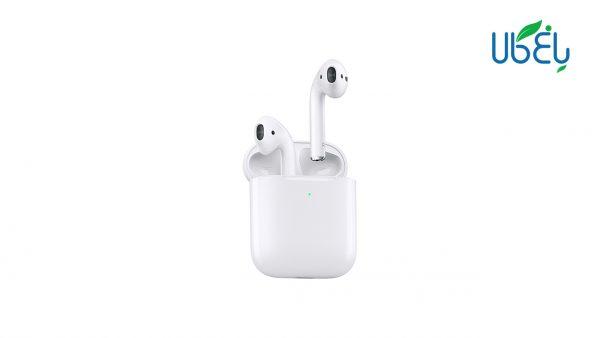 هدفون بیسیم اپل مدل ایرپاد سری1 (AirPods1) به همراه محفظه شارژ