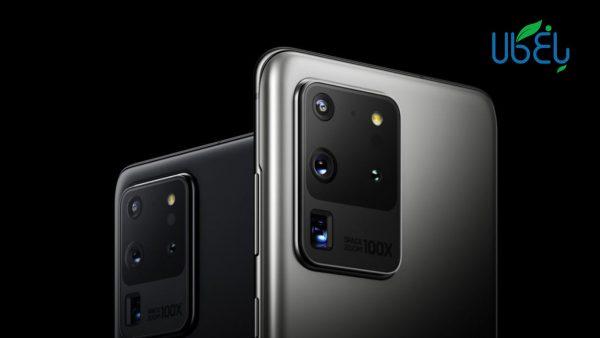 گوشی موبایل سامسونگ galaxy s20 ultra ظرفیت 128 گیگابایت 5G