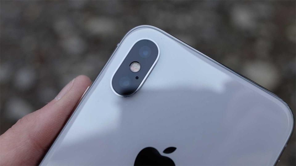 گوشی iPhone X باغ کالا دوربین