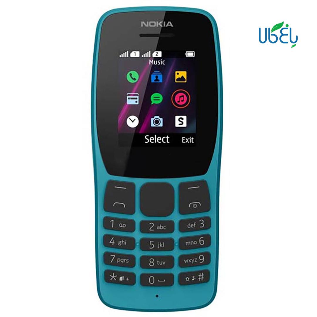 گوشی موبایل نوکیا مدل ۱۱۰ ۲۰۱۹ دو سیم کارت