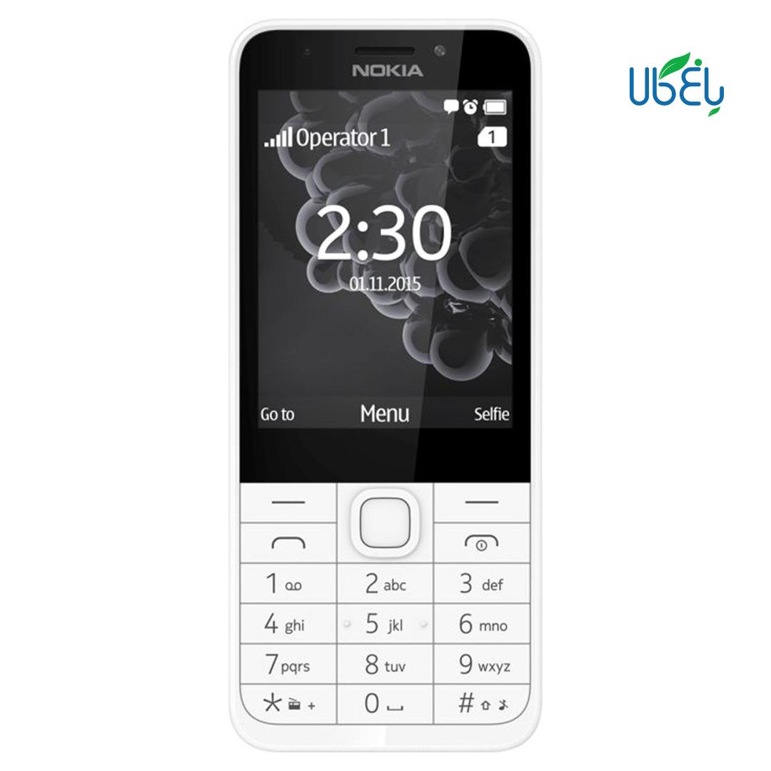 گوشی موبایل نوکیا ۲۳۰ دو سیم کارت ظرفیت ۱۶ مگابایت