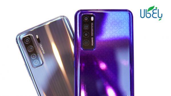 گوشی هوآوی مدل NOVA 7 SE ظرفیت 256/8GB