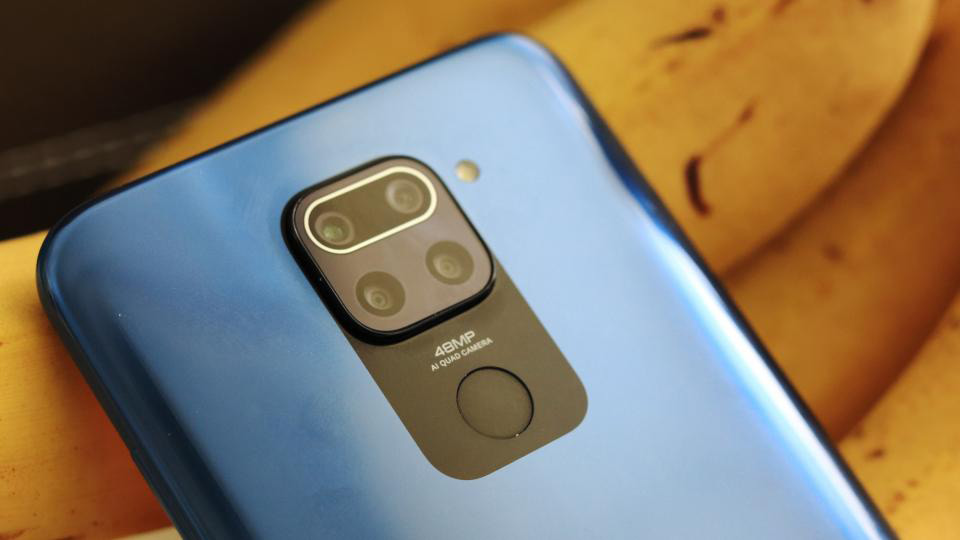 گوشی شیائومی مدل Redmi Note 9 ظرفیت 128/4GB