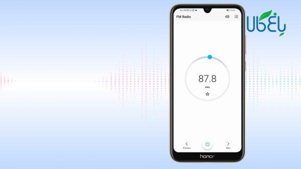 گوشی موبایل آنر 8A دو سیم کارت ظرفیت 64 گیگابایت