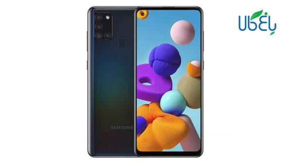 گوشی موبایل سامسونگ مدل Galaxy A21S ظرفیت 128/4GB