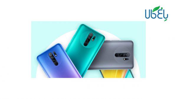 گوشی شیائومی مدل Redmi 9 ظرفیت 64/4GB دو سیم کارت