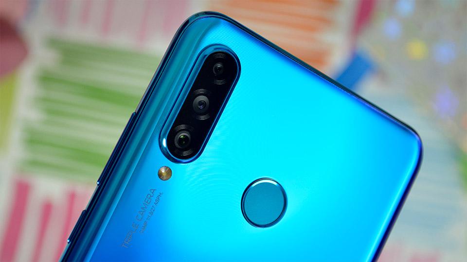 گوشی Huawei P30 Lite دوربین باغ کالا