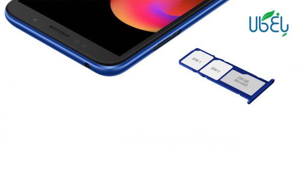 گوشی موبایل هوآوی Y5 lite 2018 دو سیم کارت ظرفیت 16 گیگابایت