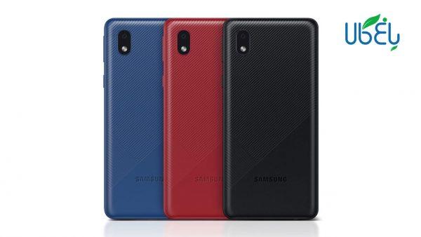 گوشی موبایل سامسونگ مدل Galaxy A01 core ظرفیت 32/2GB دو سیم کارت
