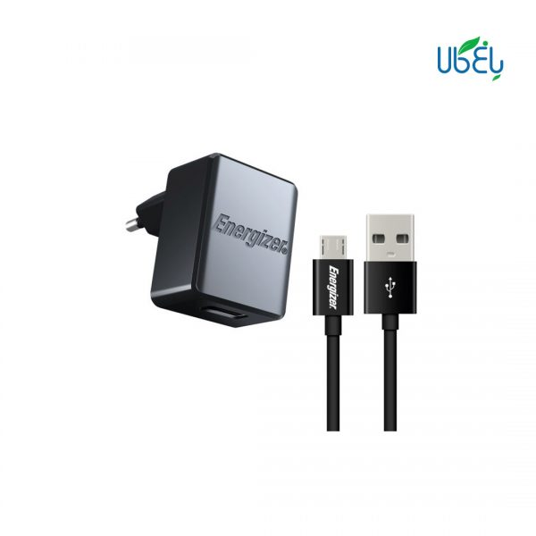 شارژر انرجایزر ACA1AEUCMC3 (دیواری) + کابل USB-C باغ کالا