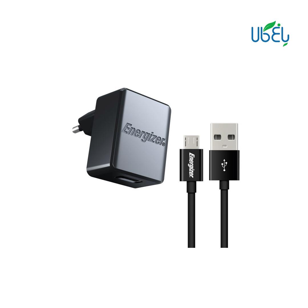 شارژر انرجایزر ACA1AEUCMC3 (دیواری) + کابل USB-C