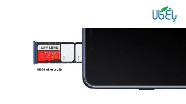 گوشی سامسونگ Galaxy A9 2018 ظرفیت 128/6 گیگابایت