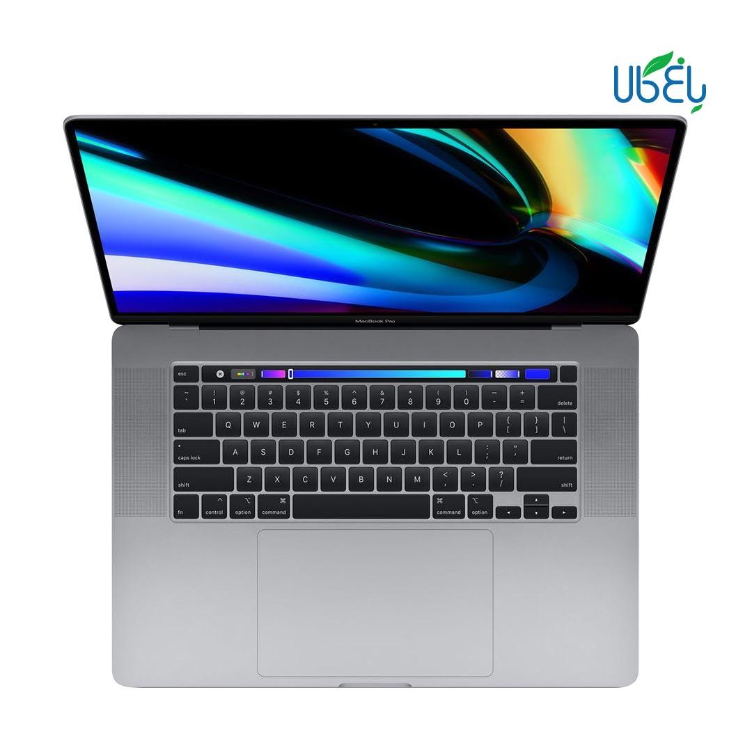 لپ تاپ ۱۶ اینچی اپل مدل MacBook Pro MVVK2 2019 با تاچ بار