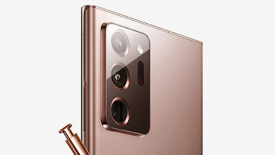 گوشی سامسونگ مدل Galaxy Note20 Ultra LTE ظرفیت 256/12GB