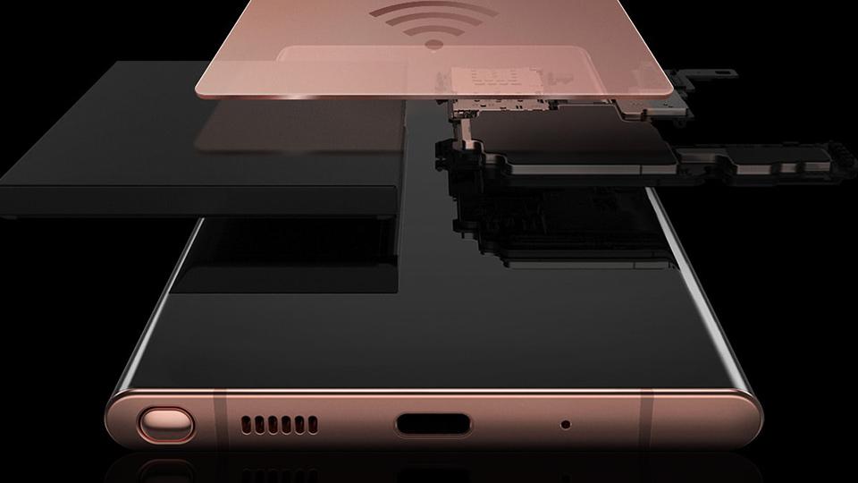 گوشی سامسونگ مدل Galaxy Note20 ظرفیت 256/8GB