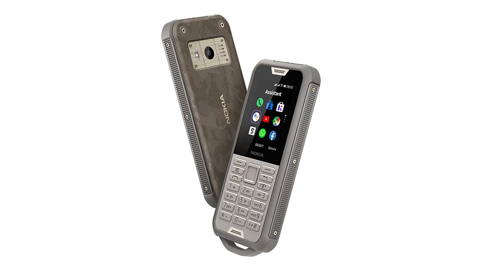 گوشی موبایل نوکیا Nokia 800 Tough دو سیم کارت ظرفیت 4GB