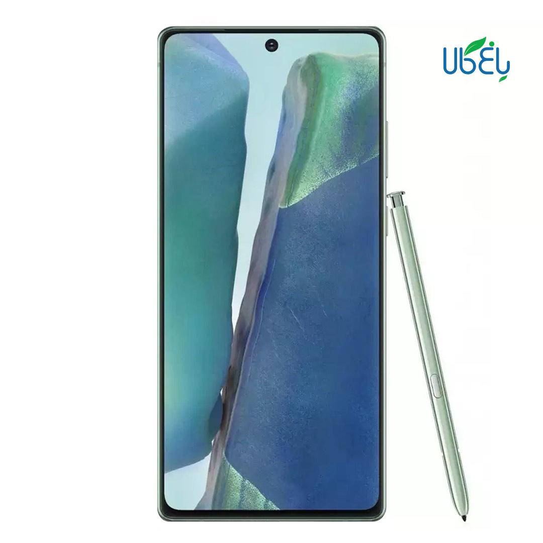 گوشی سامسونگ مدل ۵G) Galaxy Note20) ظرفیت ۲۵۶/۸GB