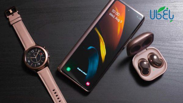 گوشی سامسونگ (Galaxy Z Fold 2 (LTE ظرفیت 256/12GB