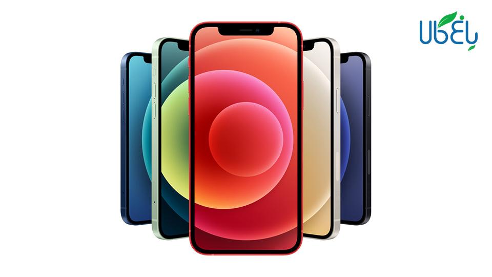 آیفون ۱۲ اپل معرفی شد