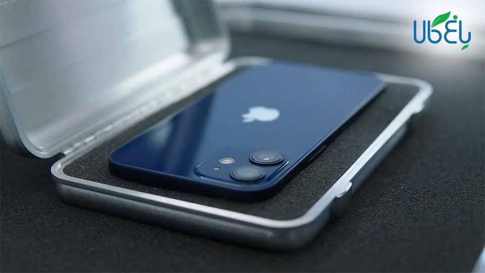 آیفون ۱۲ مینی اپل معرفی شد