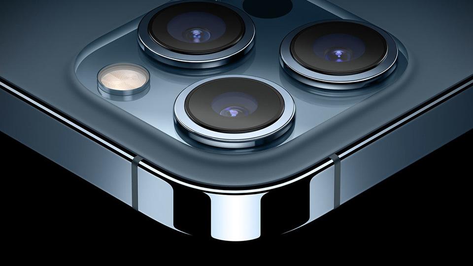 دوربین iPhone 12 Pro Max