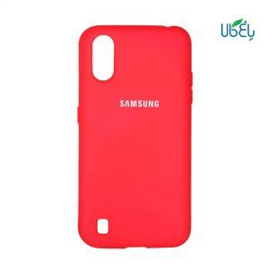 قاب سیلیکونی مناسب گوشی سامسونگ مدل Galaxy A01