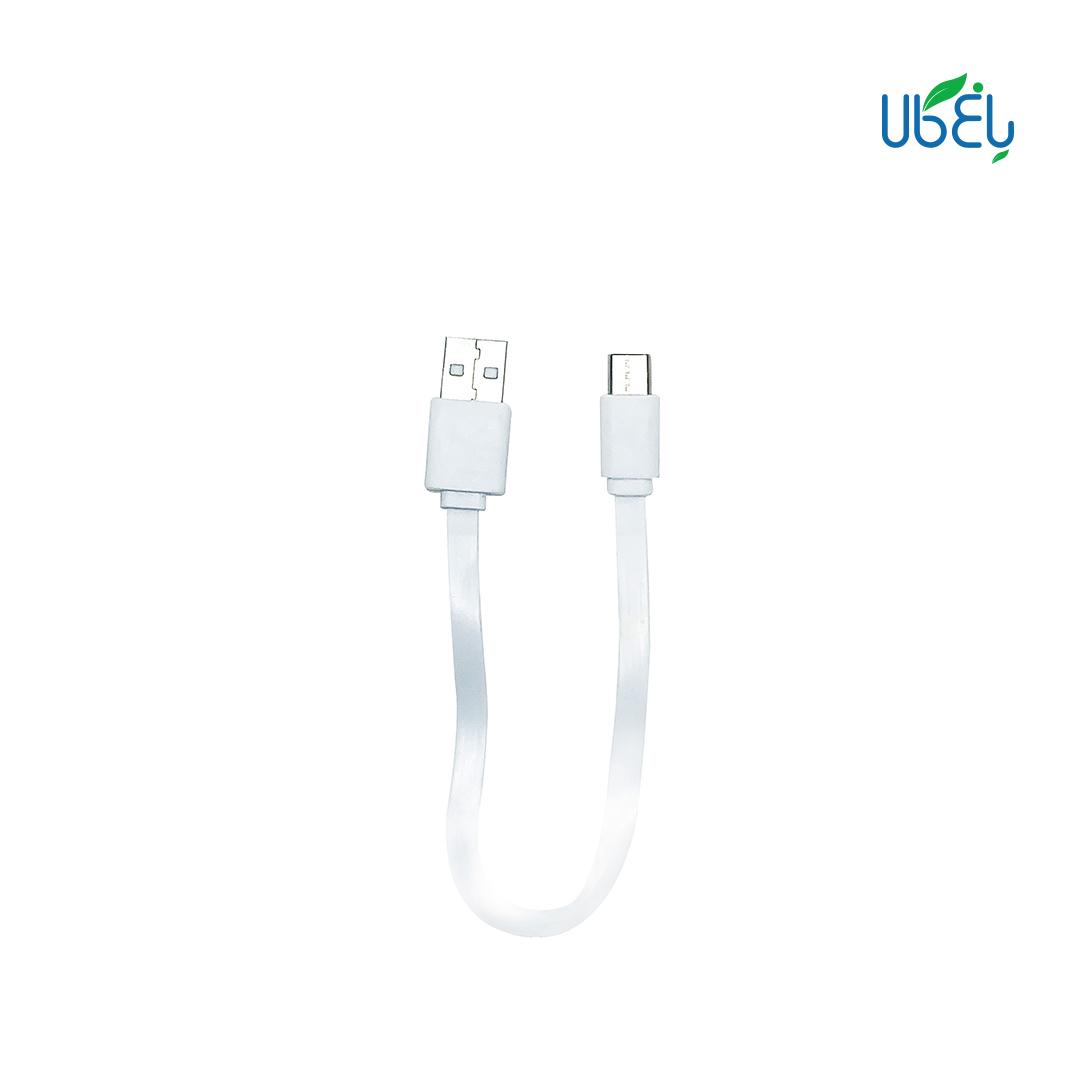 کابل تبدیل USB به Type-C به طول ۲۰cm