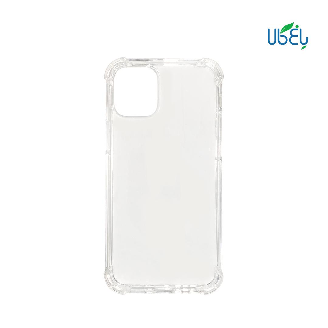 قاب ژله ای پشت گلس مناسب گوشی اپل مدل iphone 12mini