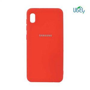 قاب سیلیکونی مناسب گوشی سامسونگ مدل Galaxy A01 core