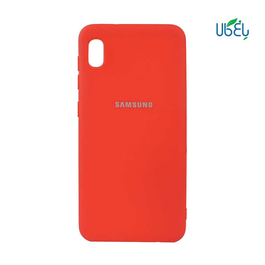 قاب سیلیکونی برای گوشی سامسونگ مدل Galaxy A01 core