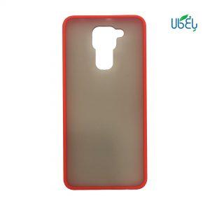محافظ پشت مات مناسب گوشی موبایل شیائومی مدل redmi note 9
