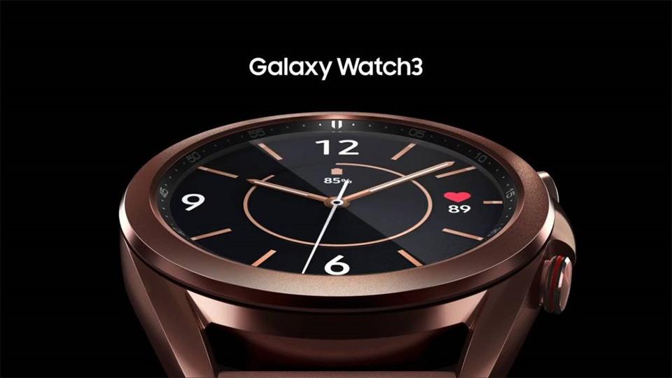 ساعت هوشمند سامسونگ مدل Galaxy Watch3 41mm