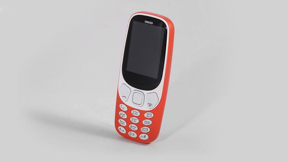 نمایشگر Orod 3310