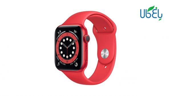 ساعت هوشمند اپل واچ سری 6 مدل 44mm Aluminum Case