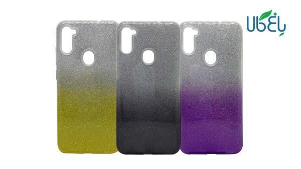 قاب ژله ای اکلیلی مناسب گوشی سامسونگ مدل Galaxy A11