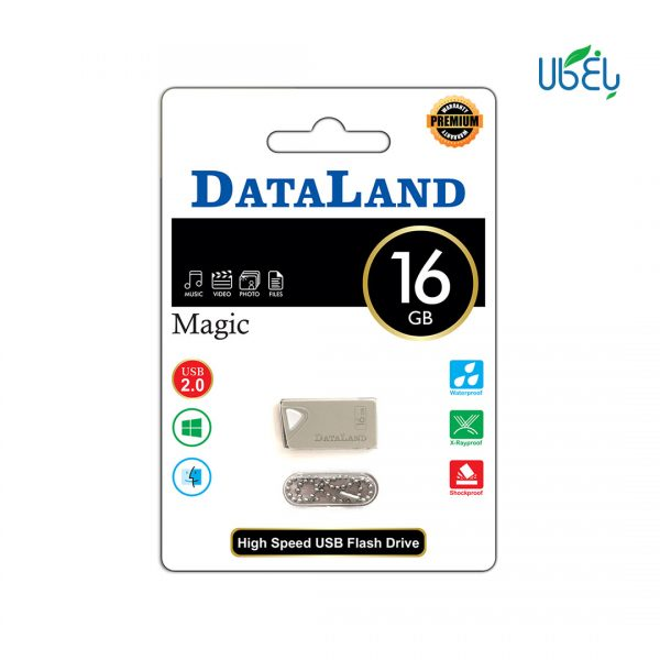 فلش مموری دیتالند مدل Magic ظرفیت 16 گیگابایت