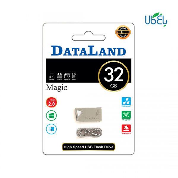 فلش مموری دیتالند مدل Magic ظرفیت 32 گیگابایت