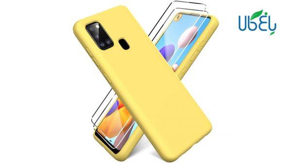 قاب سیلیکونی گوشی سامسونگ مدل Galaxy A21S