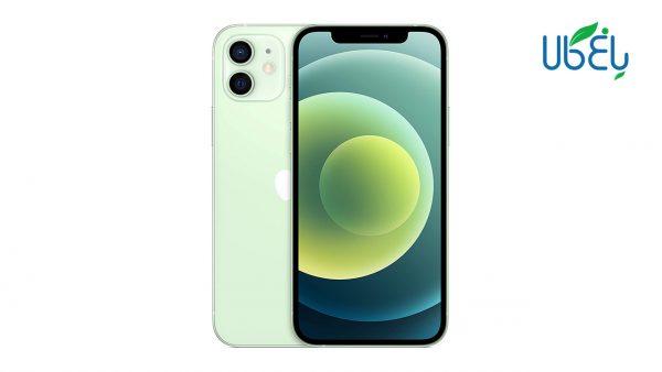گوشی iPhone 12 اپل با ظرفیت 128/4GB(CH)