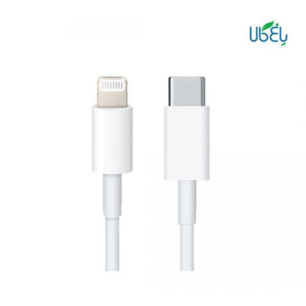 USB-C به لایتنینگ