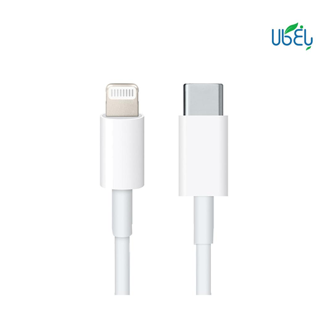کابل تبدیل USB-C به لایتنینگ مناسب گوشی های iPhone