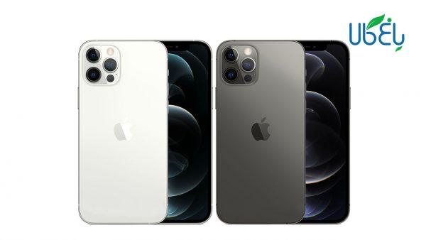 گوشی iPhone 12 ProMax اپل با ظرفیت 256/6GB(ZA)
