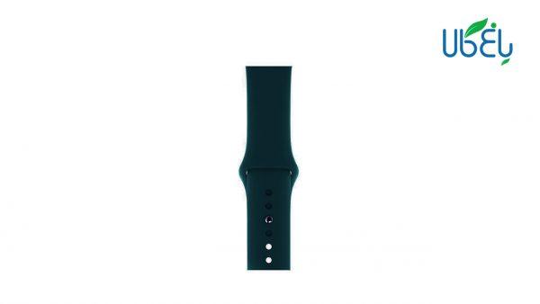 بند سیلیکونی ساعت هوشمند مناسب اپل واچ 42-44 میلیمتری