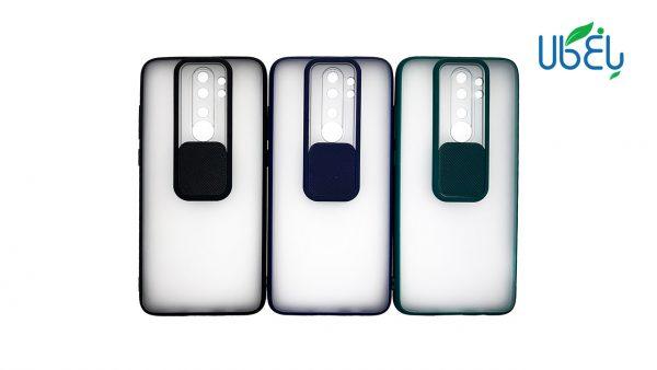 قاب پشت مات محافظ لنزدار کشویی مناسب گوشی شیائومی Note 8 pro