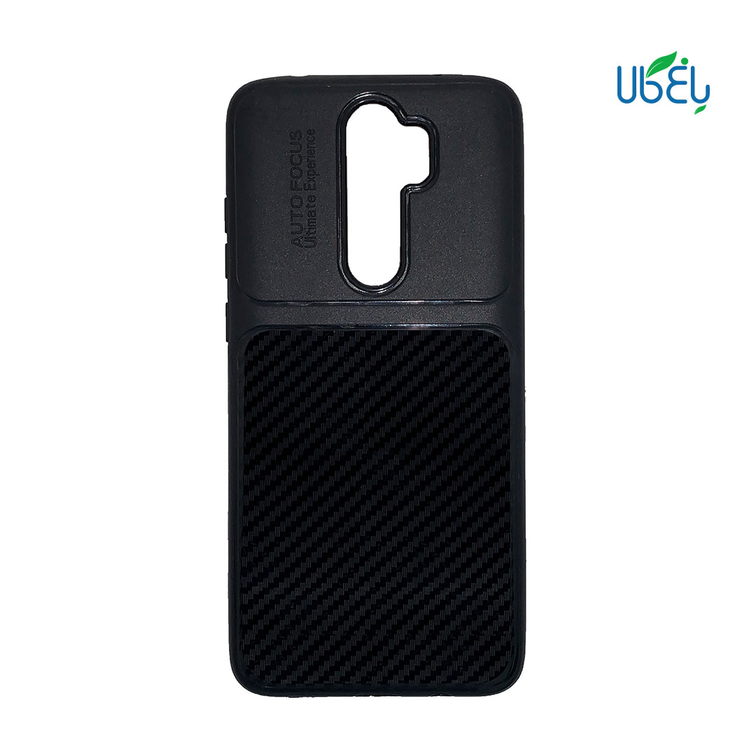 قاب اتوفوکوس طرح کربن گوشی شیائومی مدل Redmi note 8 Pro