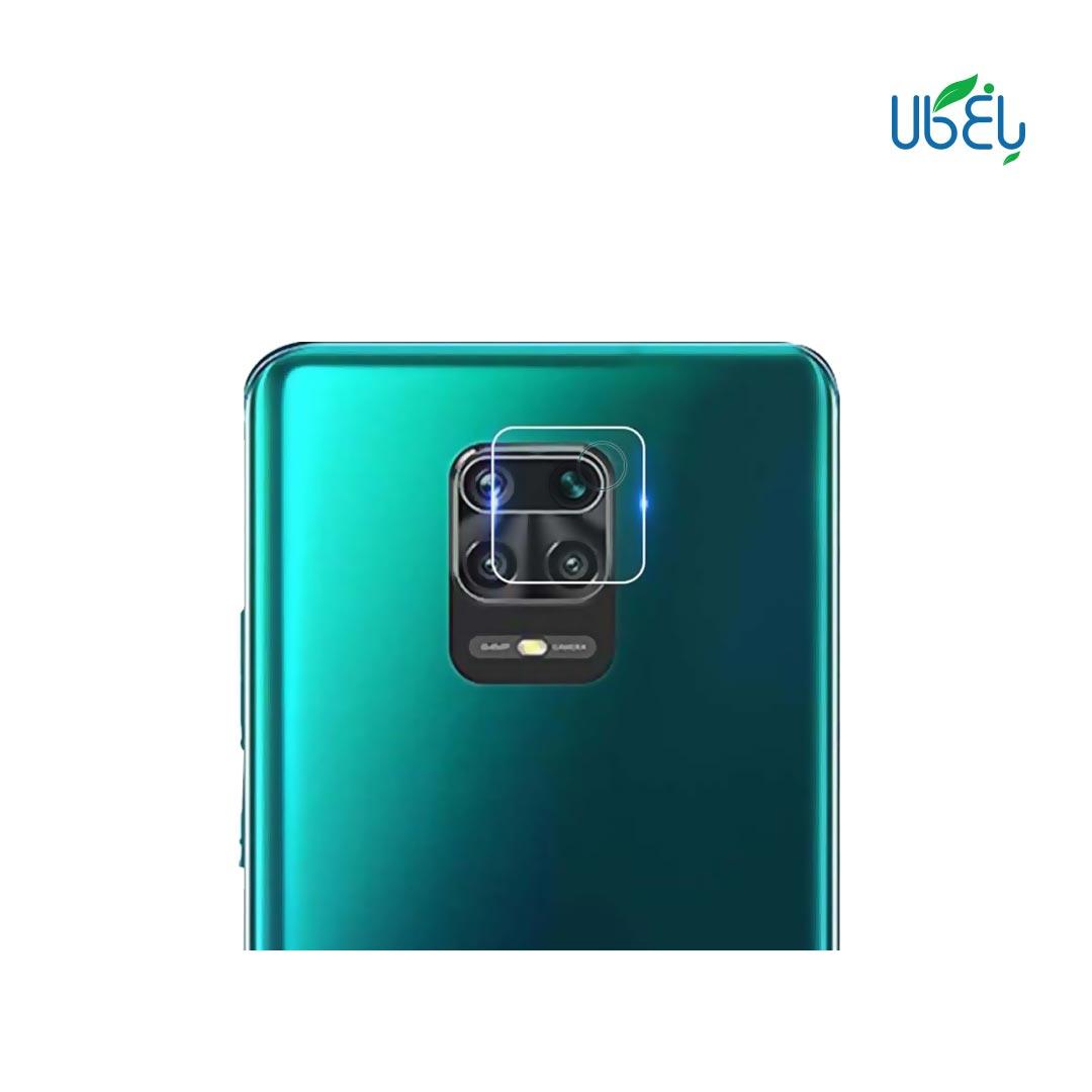 محافظ لنز دوربین مدلBK20 مناسبشیائومی Redmi Note 9s