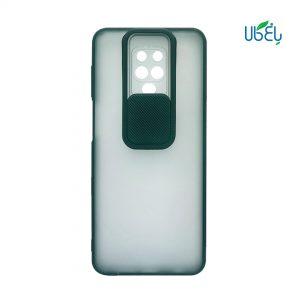 کاور محافظ پشت مات محافظ لنزدار مناسب گوشی شیائومی Note 9S