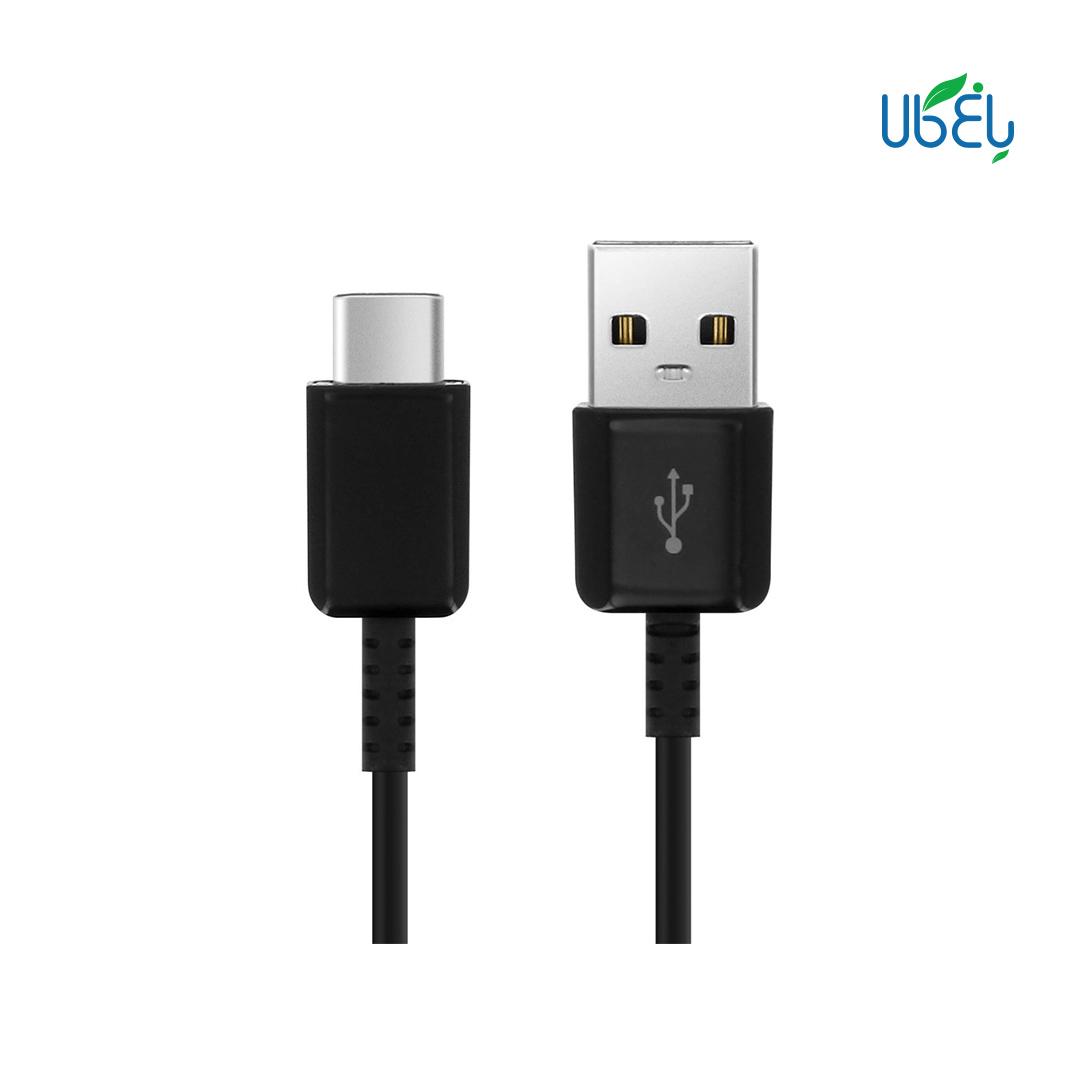 کابل تبدیل USB به USB-C سامسونگ مناسب گوشیهای اندروید